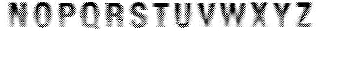 Subliminal BF Regular Font UPPERCASE