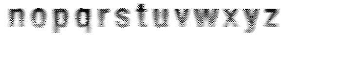 Subliminal BF Regular Font LOWERCASE