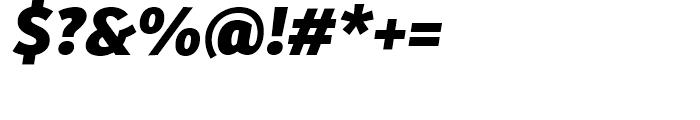 Submariner Black Italic Font OTHER CHARS