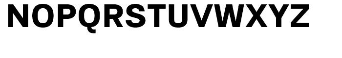 Substance ExtraBold Font UPPERCASE