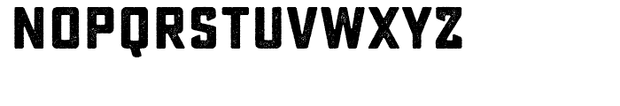 Sucrose Bold One Font LOWERCASE