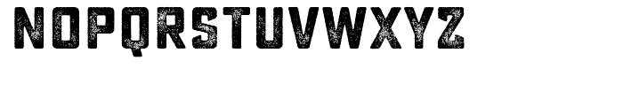 Sucrose Bold Two Font UPPERCASE