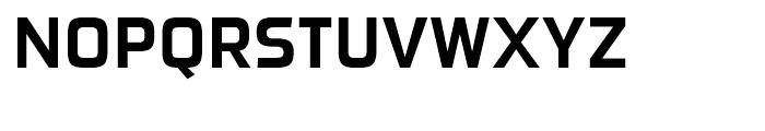 Sui Generis Condensed Regular Font UPPERCASE