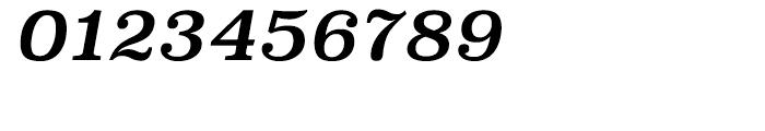 Superclarendon Regular Italic Font OTHER CHARS