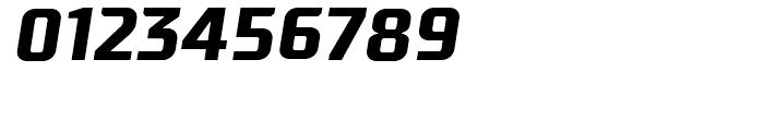 Supermolot Bold Italic Font OTHER CHARS