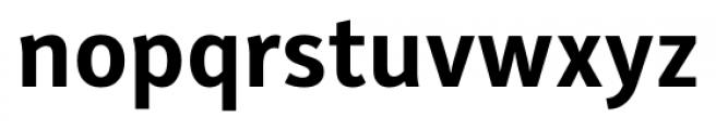 Submariner Bold Font LOWERCASE