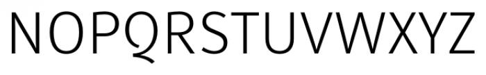 Submariner Light Font UPPERCASE