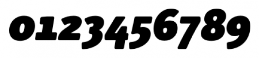 Submariner R24 Heavy Italic Font OTHER CHARS