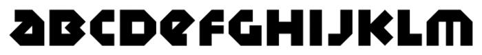 Sudbury Basin Regular Font UPPERCASE