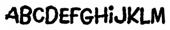 Suited Horse PB Regular Font LOWERCASE