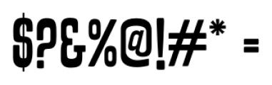 Sundowners Medium Font OTHER CHARS