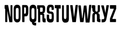 Sundowners Medium Font UPPERCASE