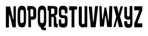 Sundowners Medium Font LOWERCASE