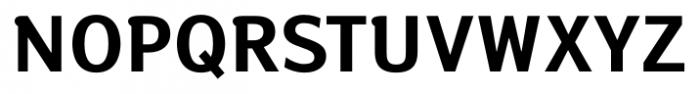 Susan Bold Font UPPERCASE