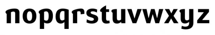 Susan Bold Font LOWERCASE