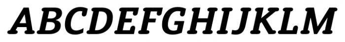 Susan Classic Bold Italic Font UPPERCASE
