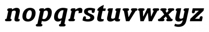 Susan Classic Bold Italic Font LOWERCASE