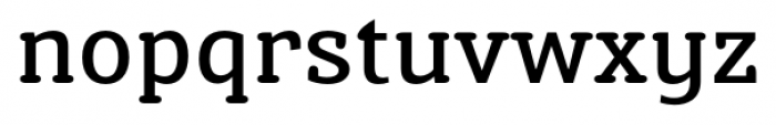 Susan Classic Book Font LOWERCASE