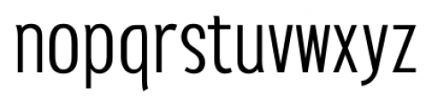 Susanna Regular Font LOWERCASE