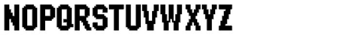Sub Vario Cond Med Font UPPERCASE