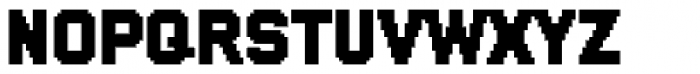 Sub Vario Fat Font UPPERCASE