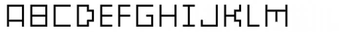 Subito Light Font UPPERCASE