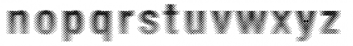 Subliminal BF Font LOWERCASE
