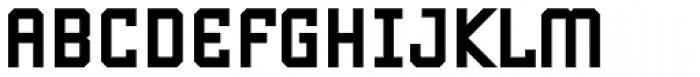 Submarine Bold Font UPPERCASE