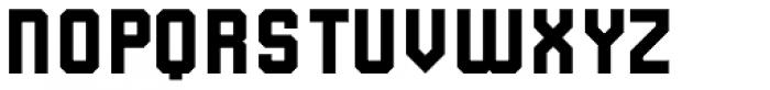 Submarine ExtraBold Font UPPERCASE