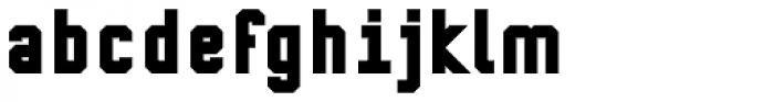 Submarine ExtraBold Font LOWERCASE