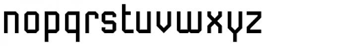 Submarine Light Font LOWERCASE
