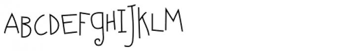 Submarine Font UPPERCASE