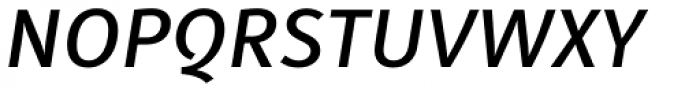 Submariner Medium Italic Font UPPERCASE