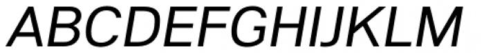 Substance Italic Font UPPERCASE