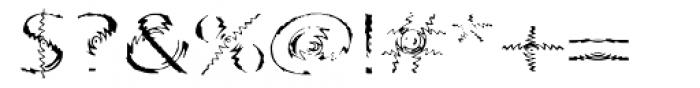 Substance Std Regular Font OTHER CHARS