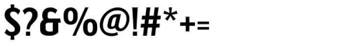 Subversia Regular Font OTHER CHARS