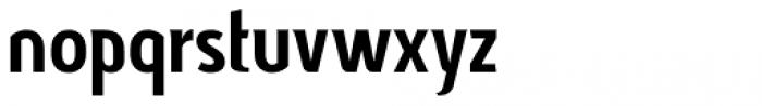 Subversia Regular Font LOWERCASE