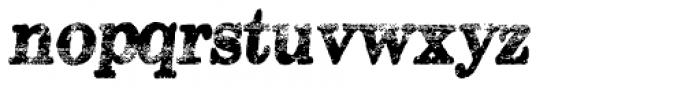 Subway Novella Italic Font LOWERCASE
