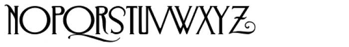 Suciellid Font UPPERCASE