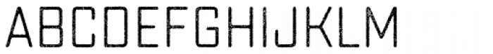 Sucrose One Font UPPERCASE
