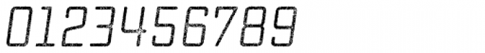Sucrose Slant Two Font OTHER CHARS