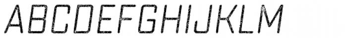Sucrose Slant Two Font LOWERCASE