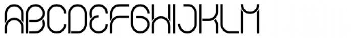 Sudoku Light Font UPPERCASE