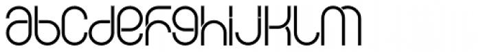 Sudoku Light Font LOWERCASE