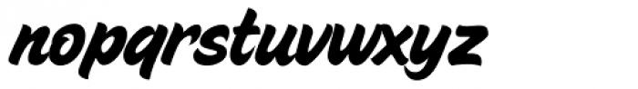 Sugar Pie Font LOWERCASE