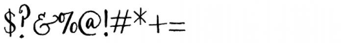 Sugarplum Font OTHER CHARS