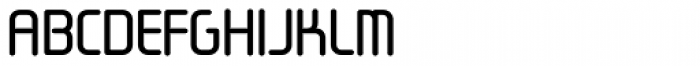 Sugarskin BTN Small Cap Bold Font LOWERCASE