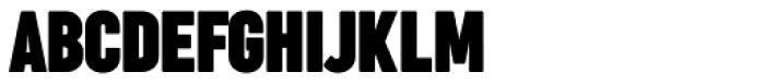 Sugo Pro Classic Bold Font UPPERCASE