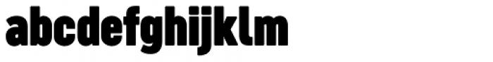 Sugo Pro Classic Bold Font LOWERCASE