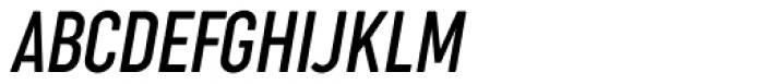 Sugo Pro Classic Light Italic Font UPPERCASE